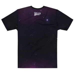 """The Mantra"" Album Tee (AllOver Galaxy)"