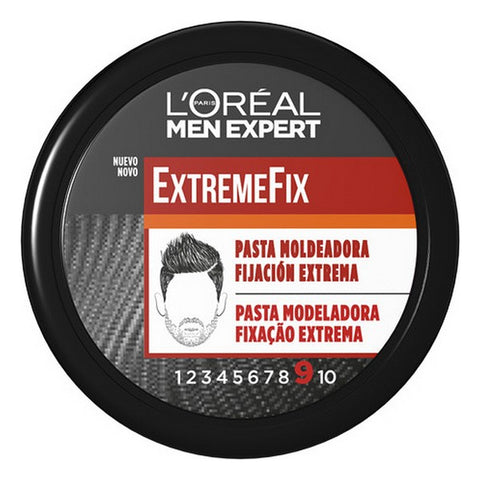 Styling Crème Men Expert Extremefi Nº9 L'Oreal Make Up (75 ml)