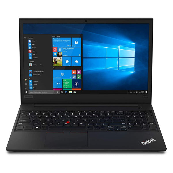 "Notebook Lenovo E15 20RD002CSP 15,6"" i5-10210U 8 GB RAM 512 GB SSD Black"
