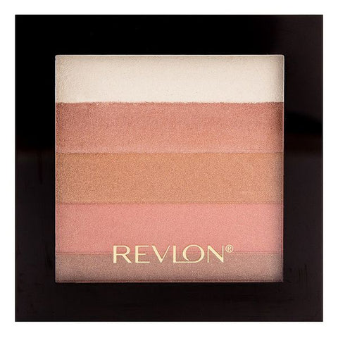Blush Highlighting Palette Revlon (7,5 g)