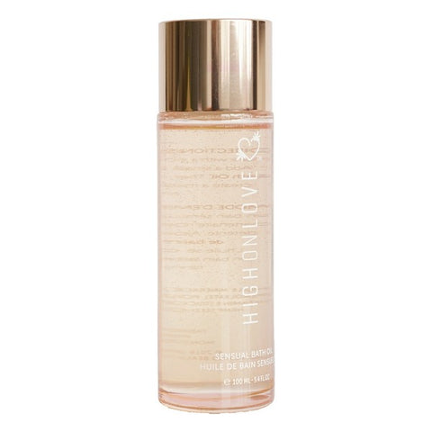 Body Oil Lavander Honeybee Highonlove (100 ml)