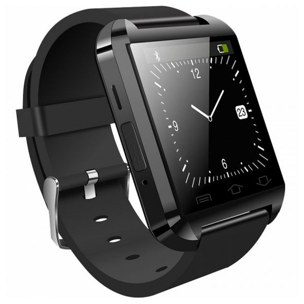 Montre Intelligente Connectée BRIGMTON BT2 230 mAh Noir