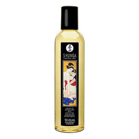 Erotic Massage Oil Island Blossoms Shunga (250 ml)