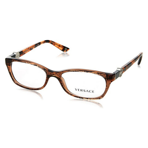 Ladies' Spectacle frame Versace VE3164-991 (Ø 53 mm)