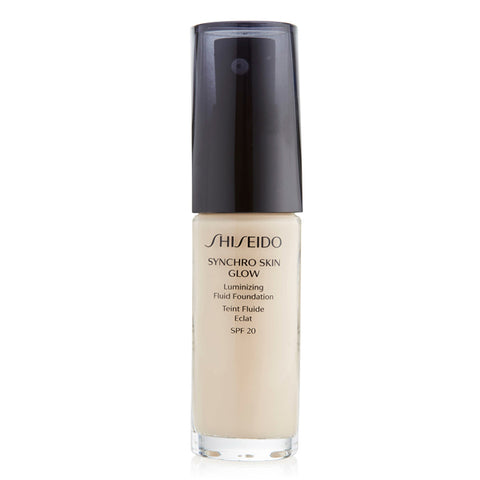 Liquid Make Up Base Skin Glow Shiseido SPF20 (30 Ml)