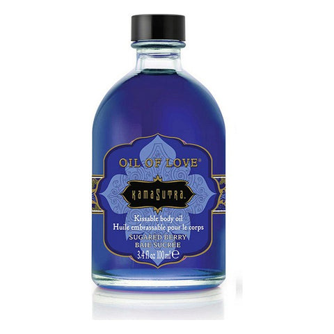 Massage Oil Love Sugared Berry Kama Sutra (100 ml)