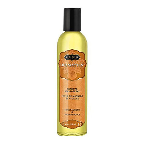 Aromatic Massage Oil Sweet Almond 59 Ml Kama Sutra 02759