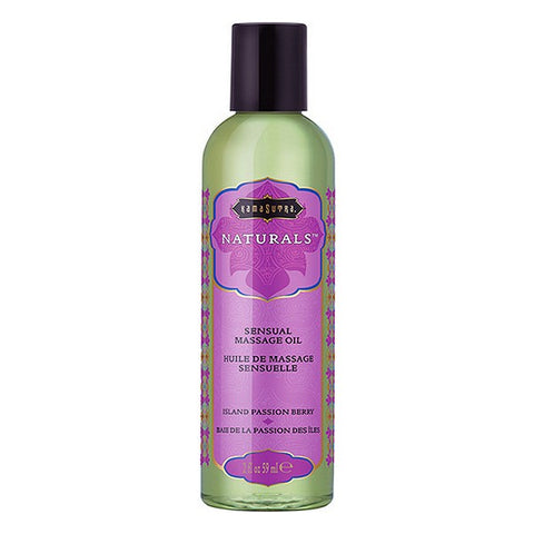 Erotic Massage Oil Island Passion Berry Kama Sutra (59 ml)