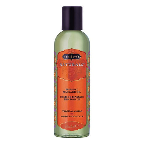 Erotic Massage Oil Tropical Mango Kama Sutra (59 ml)