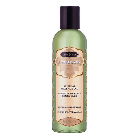 Erotic Massage Oil Vanilla Sandelwood Kama Sutra (59 ml)