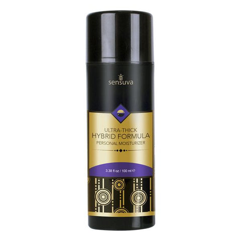 Hybrid Lubricant Ultra Thick Unscented Sensuva