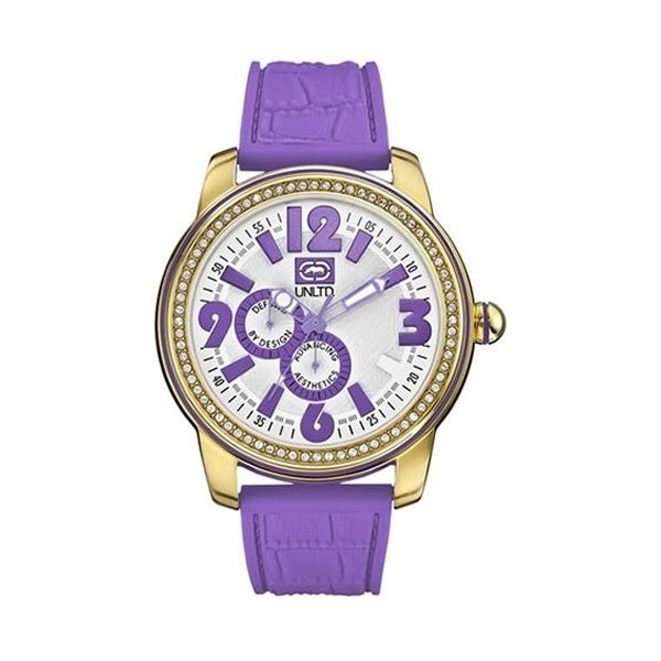 Ladies' Watch Marc Ecko E13544G4 (44 mm)