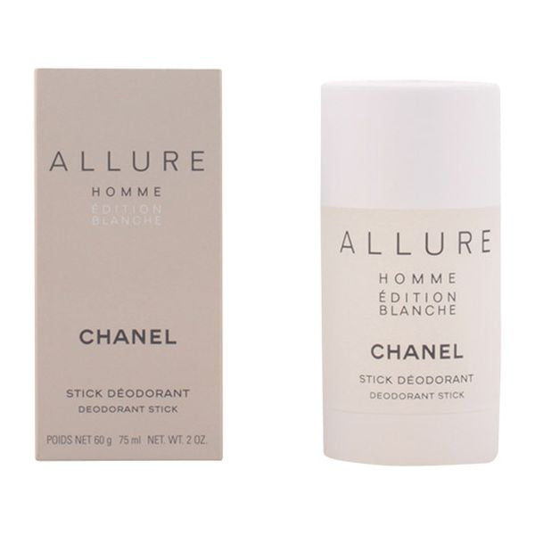 Déodorant en stick Allure Homme Edition Blanche Chanel (75 ml)