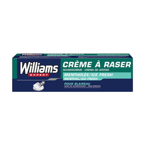 Crème de rasage Ice Fresh Williams