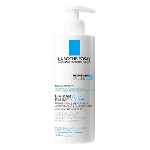 Moisturing Body Milk Lipikar Anti-irritations La Roche Posay (400 ml)