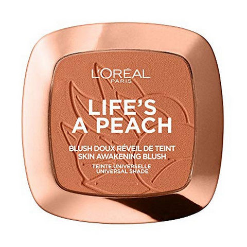 Blush Life's A Peach 1 L'Oreal Make Up (9 g)