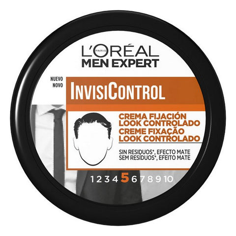 Styling Gel Men Expert Invisicontrol N 5 L'Oreal Make Up (150 ml)