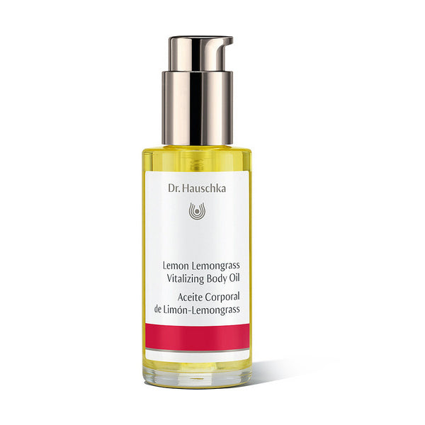 Body Oil Lemon Lemongrass Dr. Hauschka (75 ml)