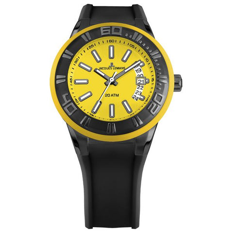 Unisex Watch Jacques Lemans 1-1784L (50 mm)