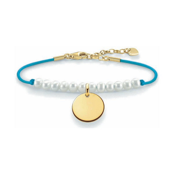 Ladies' Bracelet Thomas Sabo LBA0083-900-14 (18 cm)