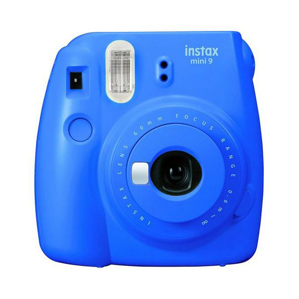 Instant camera Fujifilm Instax Mini 9 Electric blue