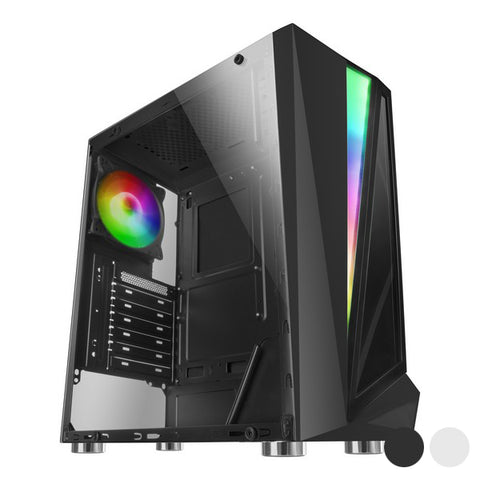 Micro ATX / Mini ITX / ATX Midtower Case Mars Gaming MCL RGB LED