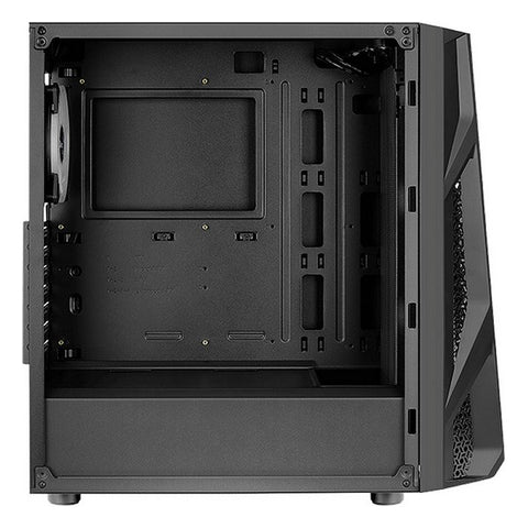 Micro ATX / Mini ITX / ATX Midtower Case Aerocool Night Hawk Duo RGB USB 3.0 Ø 20 cm Black