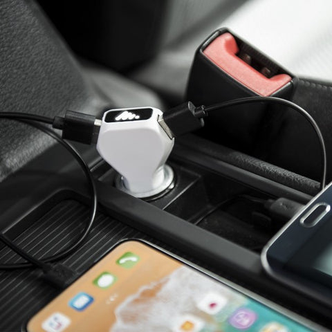 USB Car Charger 2000 mAh 145995