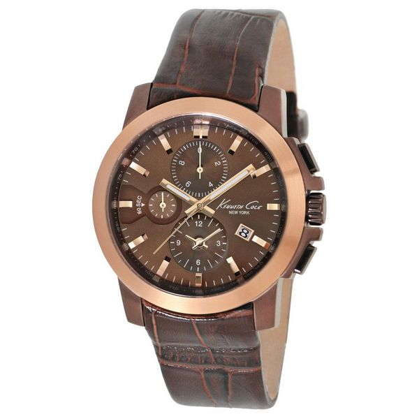 Montre Homme Kenneth Cole IKC1884 (44 mm)