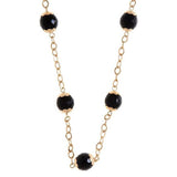 Ladies' Necklace Cristian Lay 42183800 (80 cm)