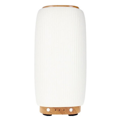 Essential Oil Diffuser Jazz Pranarôm Ceramic Bamboo