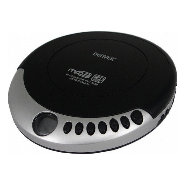 Discman CD Denver Electronics DMP-340 Noir