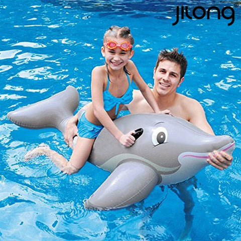 Air mattress Dolphin Rider Jilong 18736 (152 x 90 cm)