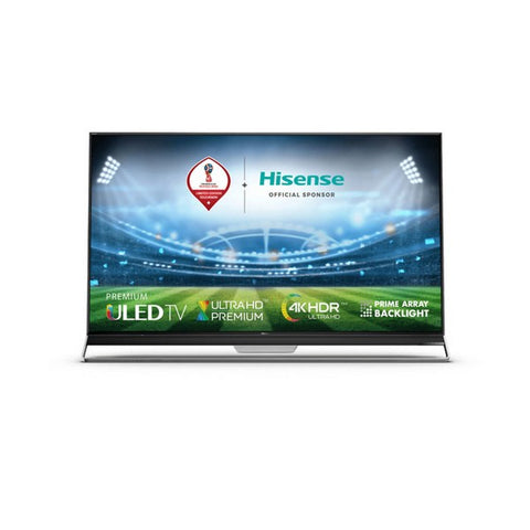 "TV intelligente Hisense H65U9A 65"" 4K Ultra HD LED WIFI Argent"