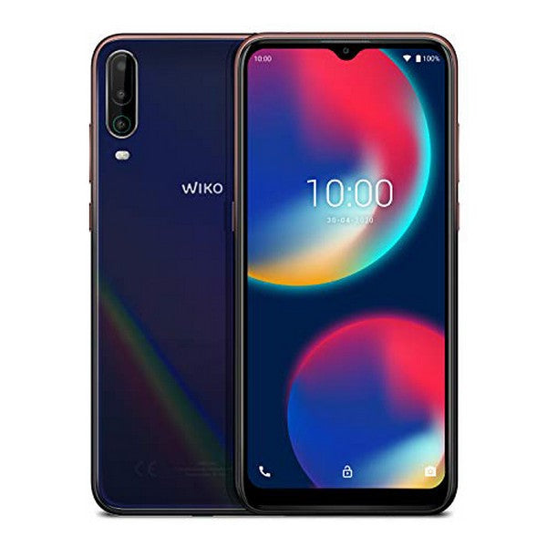 "Smartphone WIKO MOBILE View 4 6,52"" Octa Core 3 GB RAM 64 GB Blue"