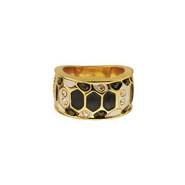 Ladies' Ring Guess UBR91310-52 (16,5 mm)