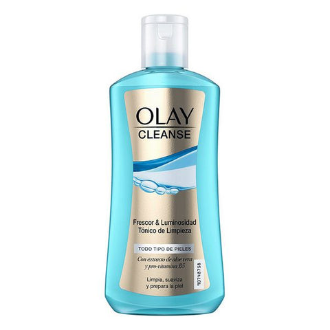 Facial Toner Cleanse Frescor & Luminosidad Olay (200 ml)