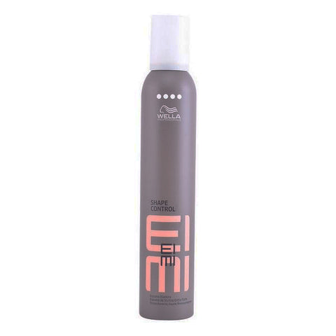 Strong Hold Mousse Eimi Shape Wella (300 ml)