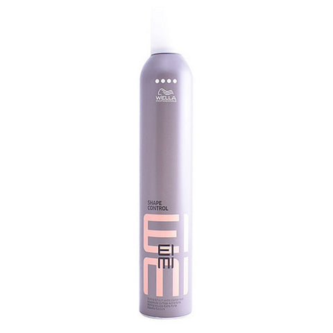 Strong Hold Mousse Shape Control Wella (500 ml)