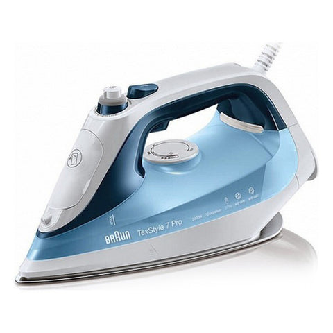 Steam Iron Braun SI7062BL 0,3 L 2600W White Blue