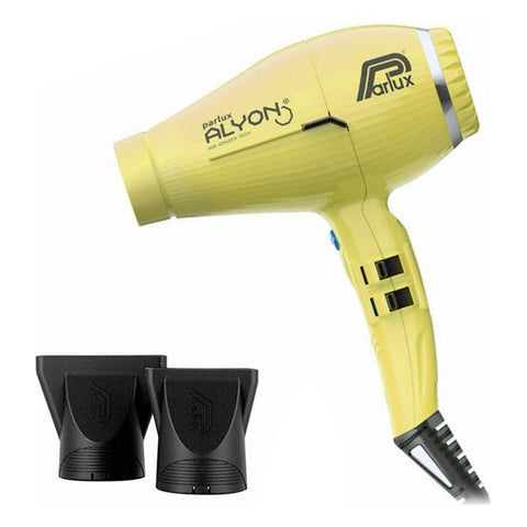 Hairdryer Alyon Parlux Yellow Ecological