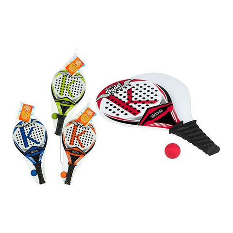 Beach Spades with Ball Padel 8 mm