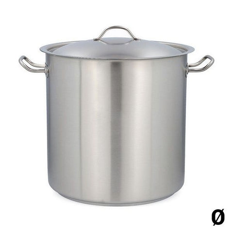 Casserole with Lid Quid Professional Koncept Stainless steel 18/10