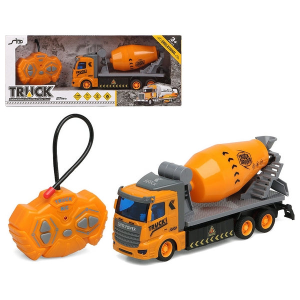 Concrete Mixer Lorry Remote-controlled 111606