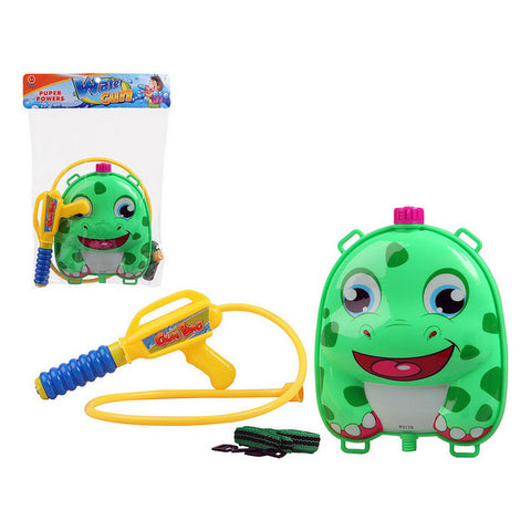 Water Pistol with Backpack Tank Dino