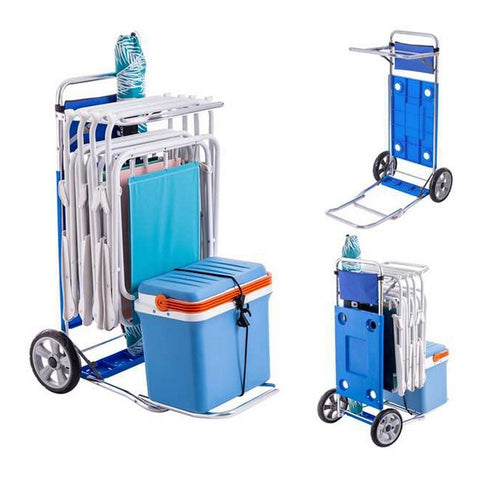 Multi-purpose beach cart Juinsa Aluminium