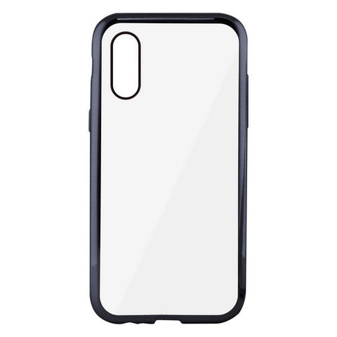 Protection pour téléphone portable Iphone X/xs Flex Metal TPU Flexible