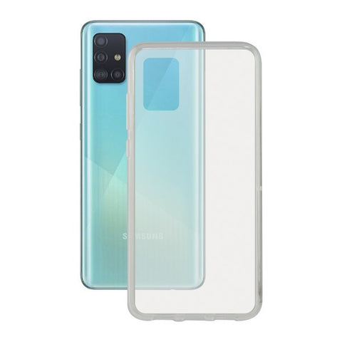 Mobile Phone Case with TPU Edge Samsung Galaxy A71 Contact Flex