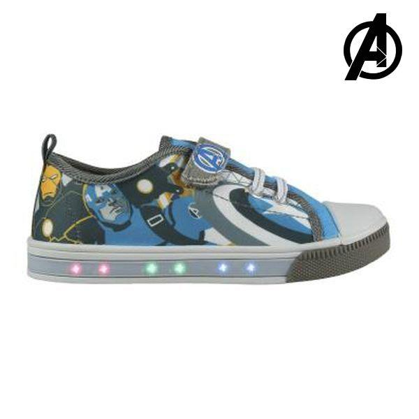 Baskets Casual avec LED The Avengers 72933 Bleu The Avengers