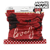 Neck Warmer Minnie Mouse 70368 Black/red